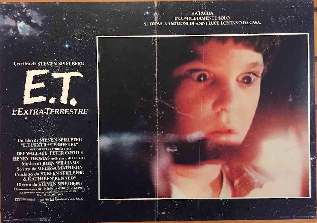 Fotobusta E.T.