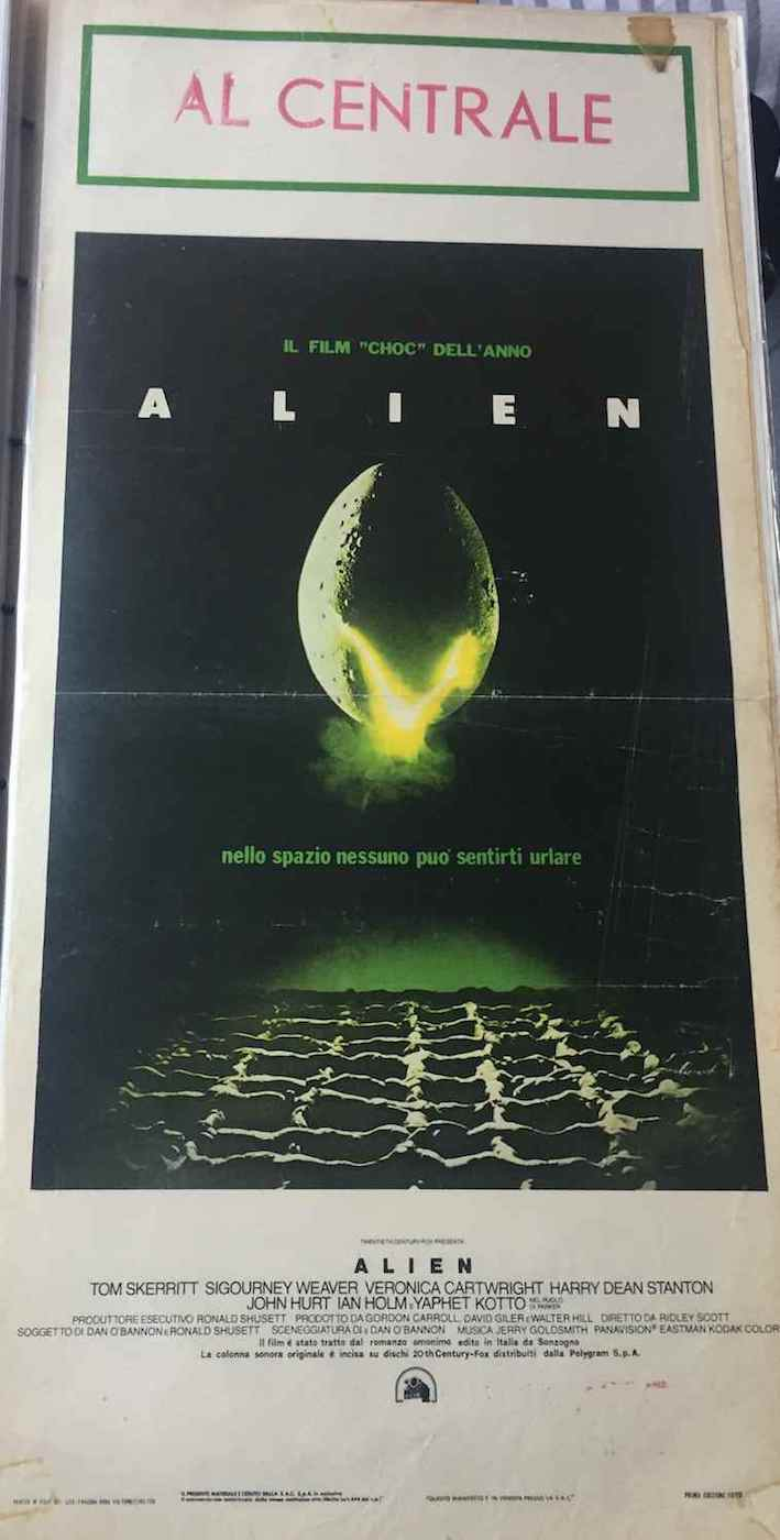 Locandina Alien