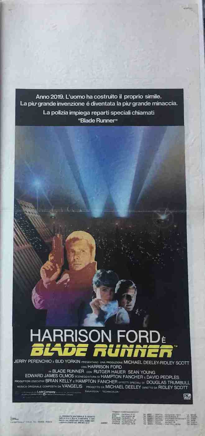 Locandina Blade Runner