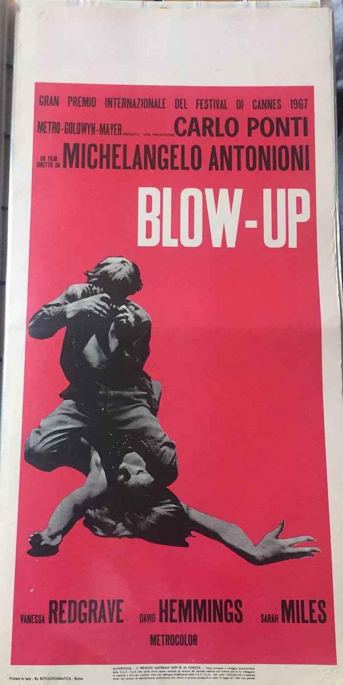 Locandina Blow Up