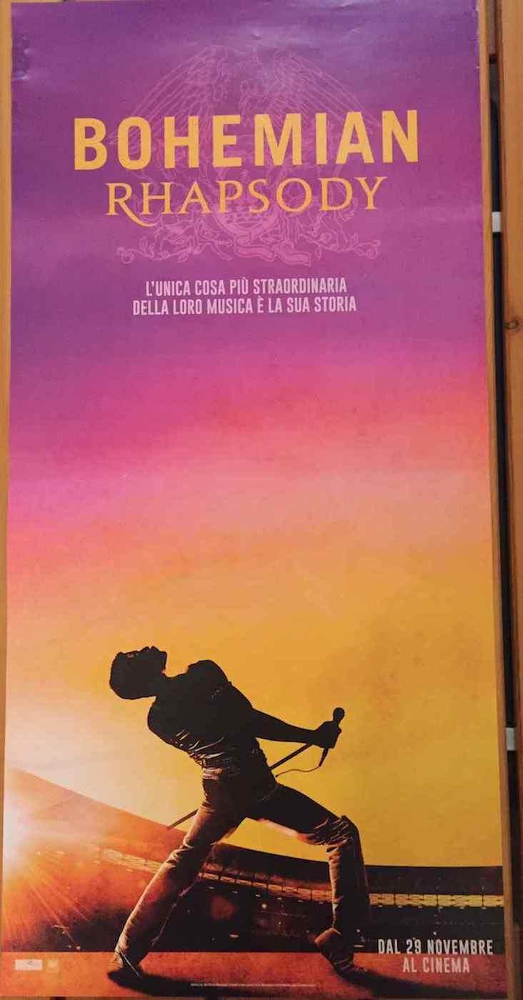 Locandina Bohemian Rhapsody