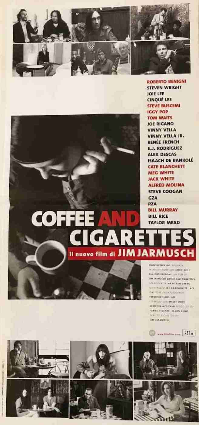 Locandina Coffee and Cigarettes