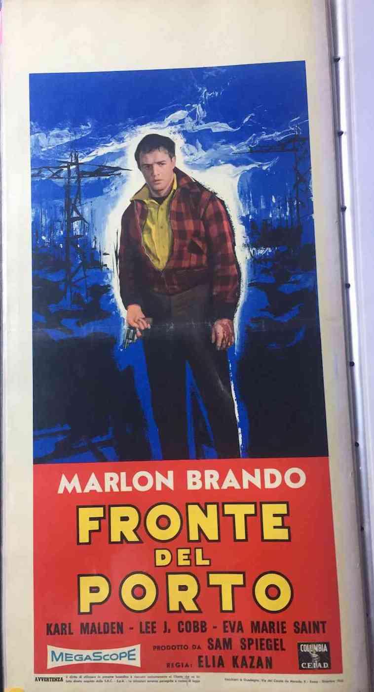 Locandina Fronte del Porto