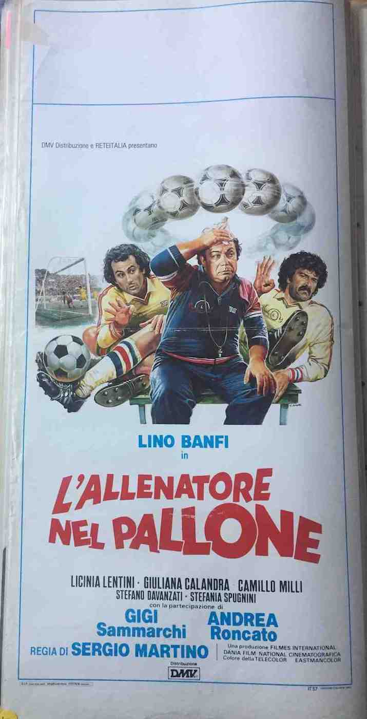 Locandina l'Allenatore nel Pallone