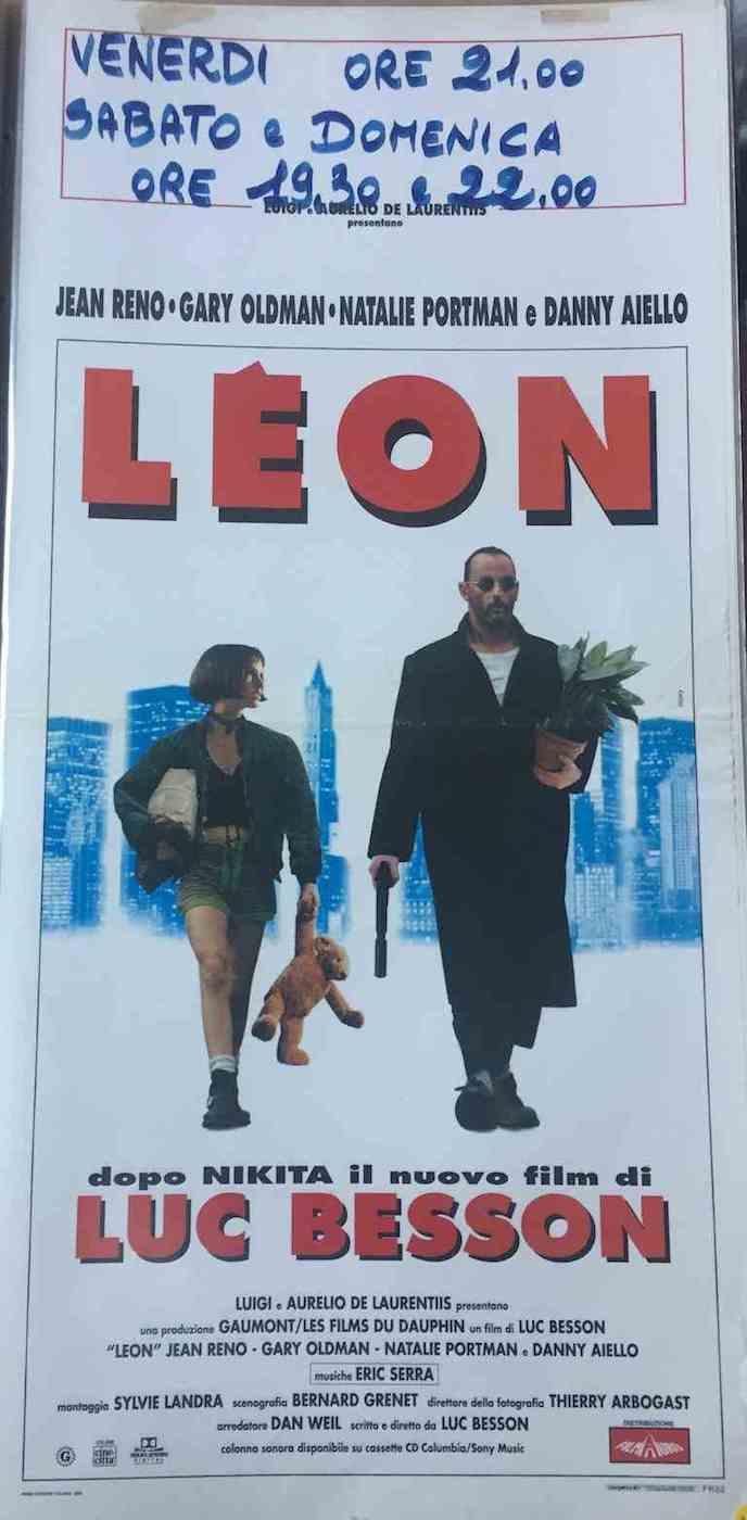 Locandina Leon