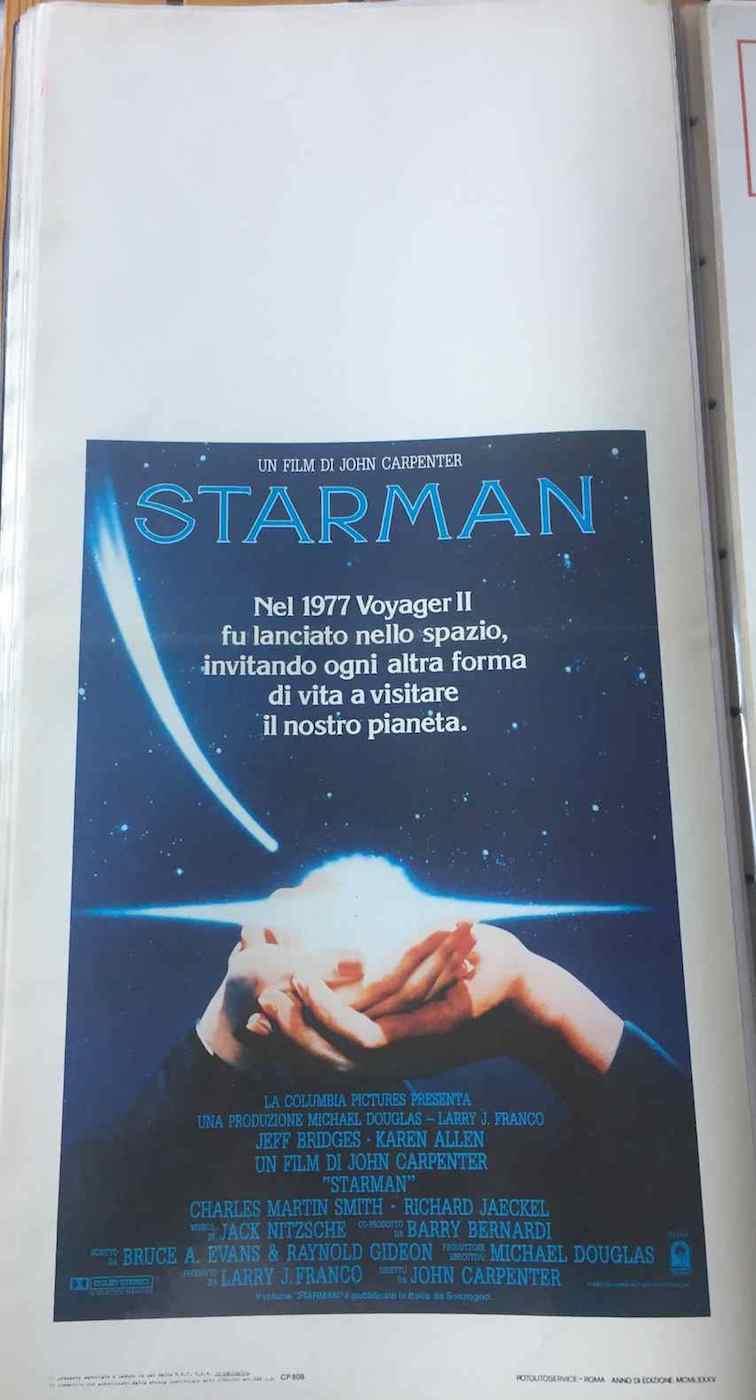 Locandina Starman