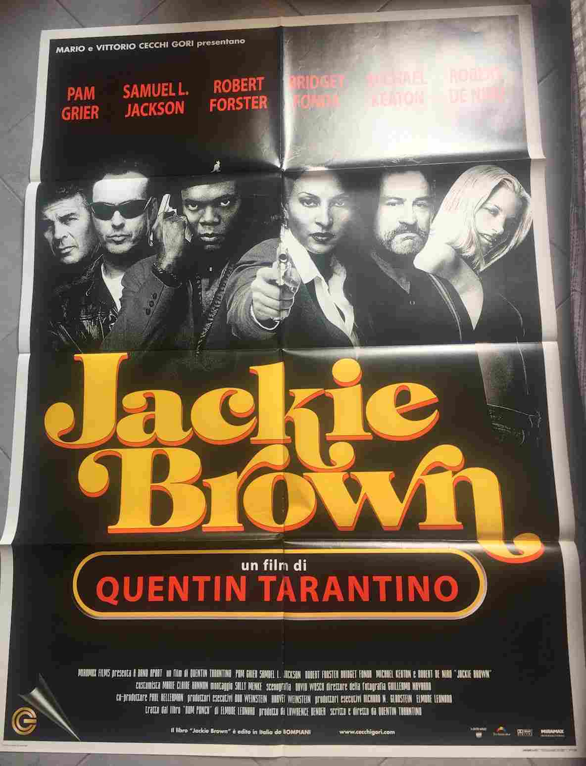 manifesto Jackie Brown