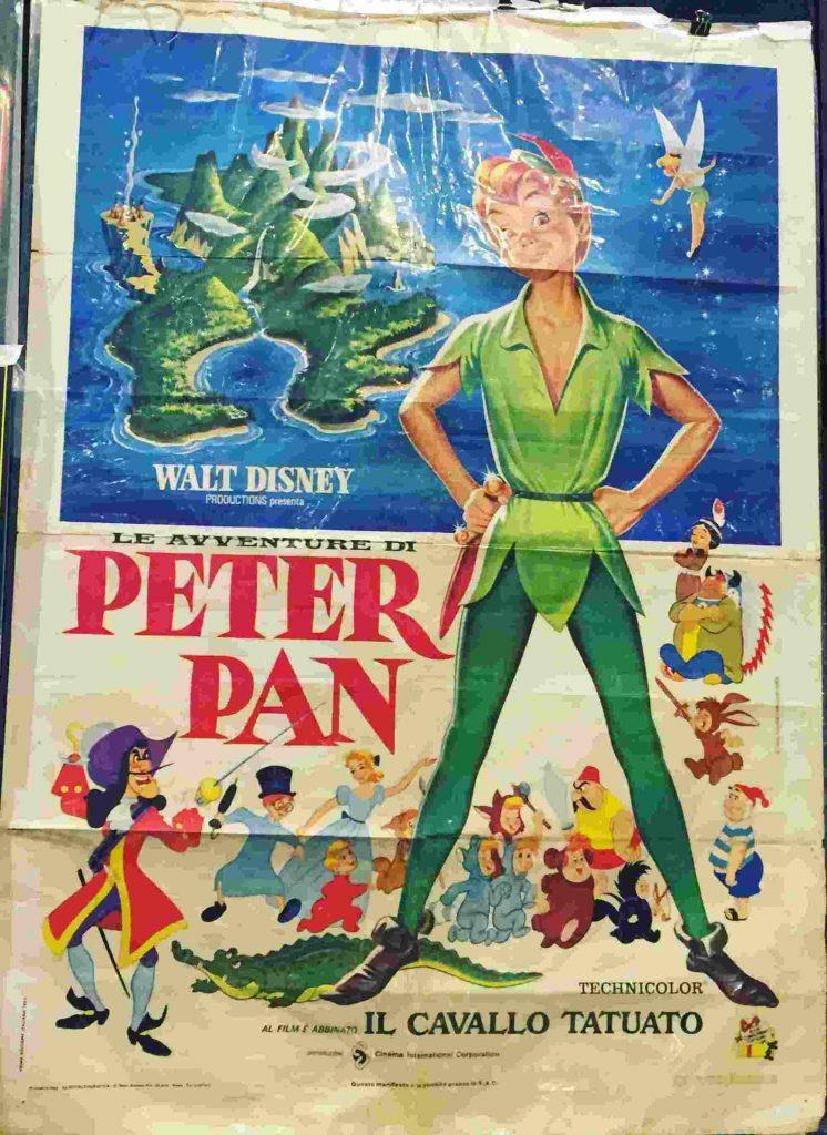 manifesto peter pan