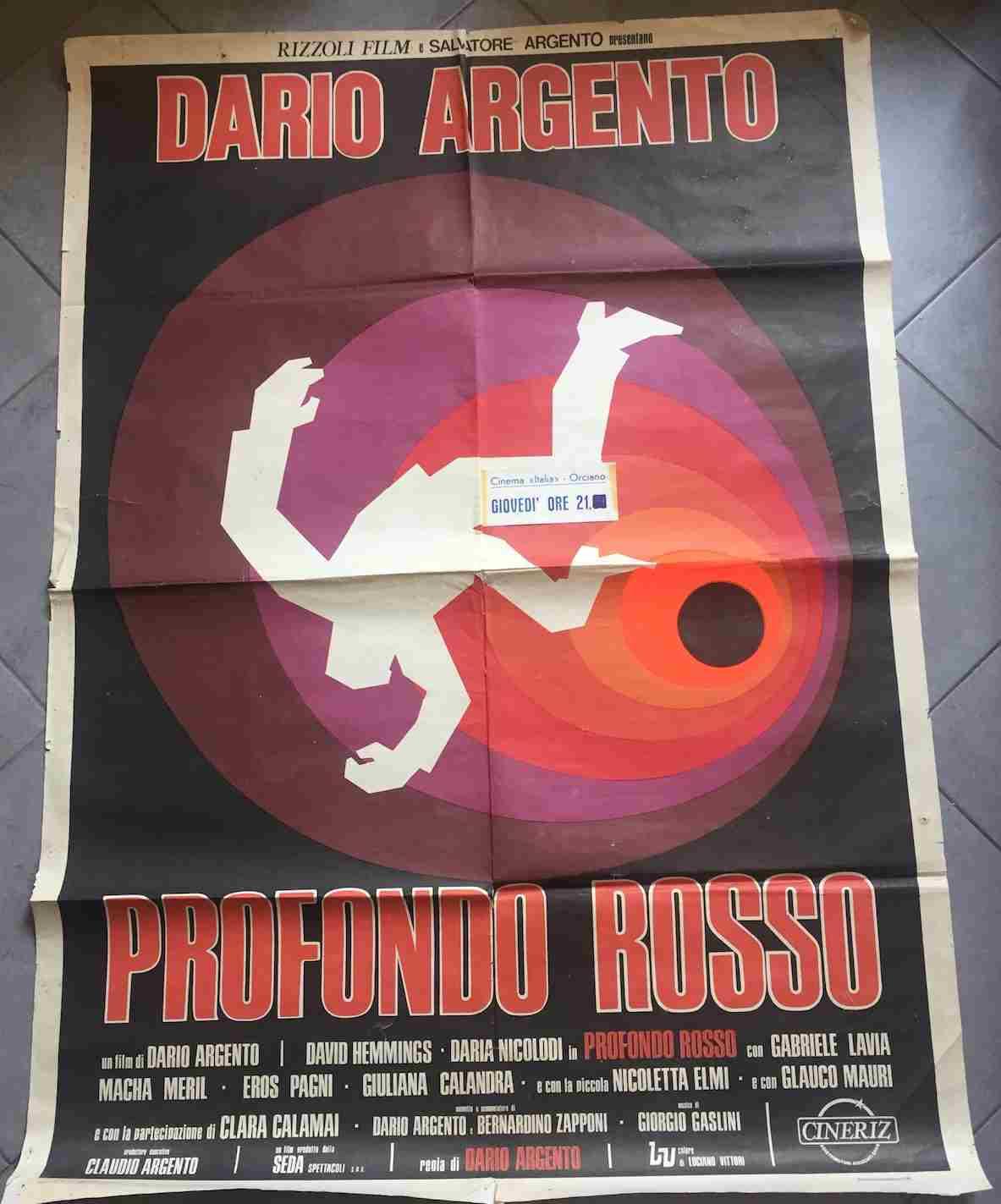 Manifesto Profondo Rosso