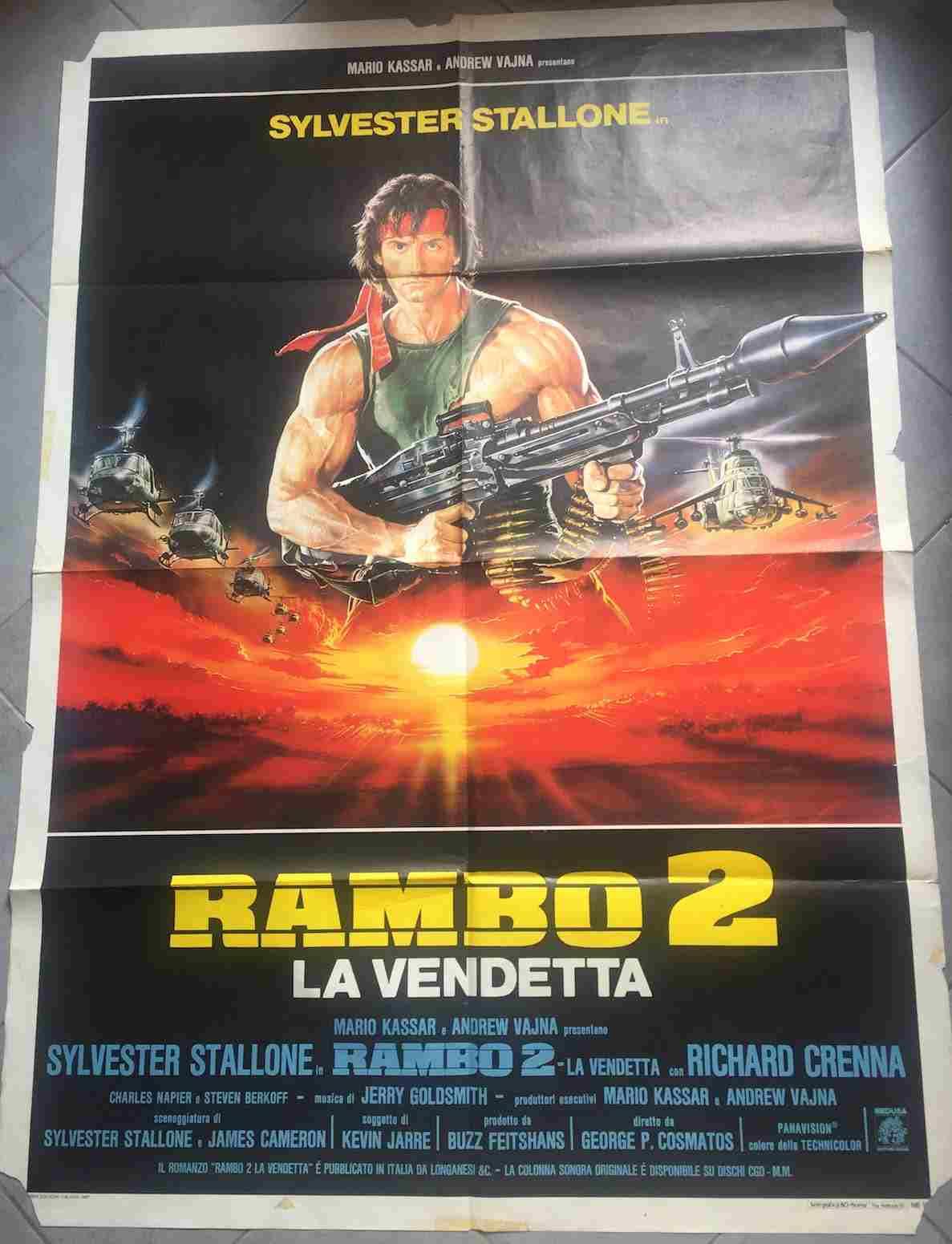 manifesto Rambo 2
