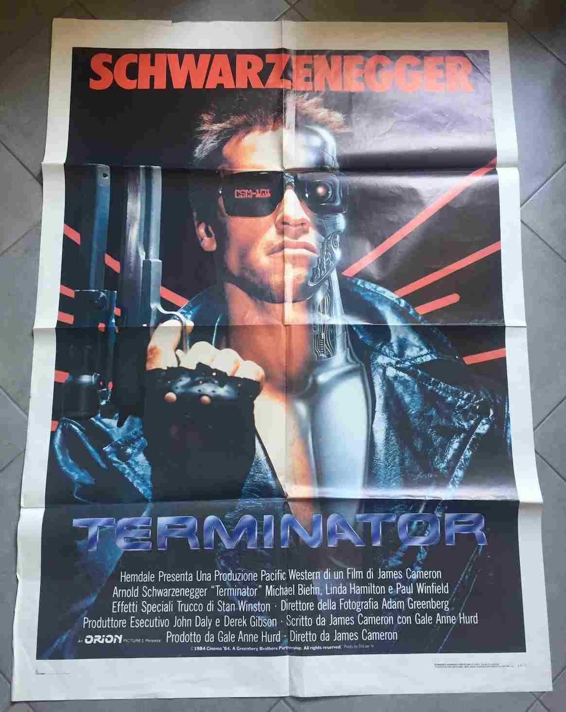 manifesto terminator