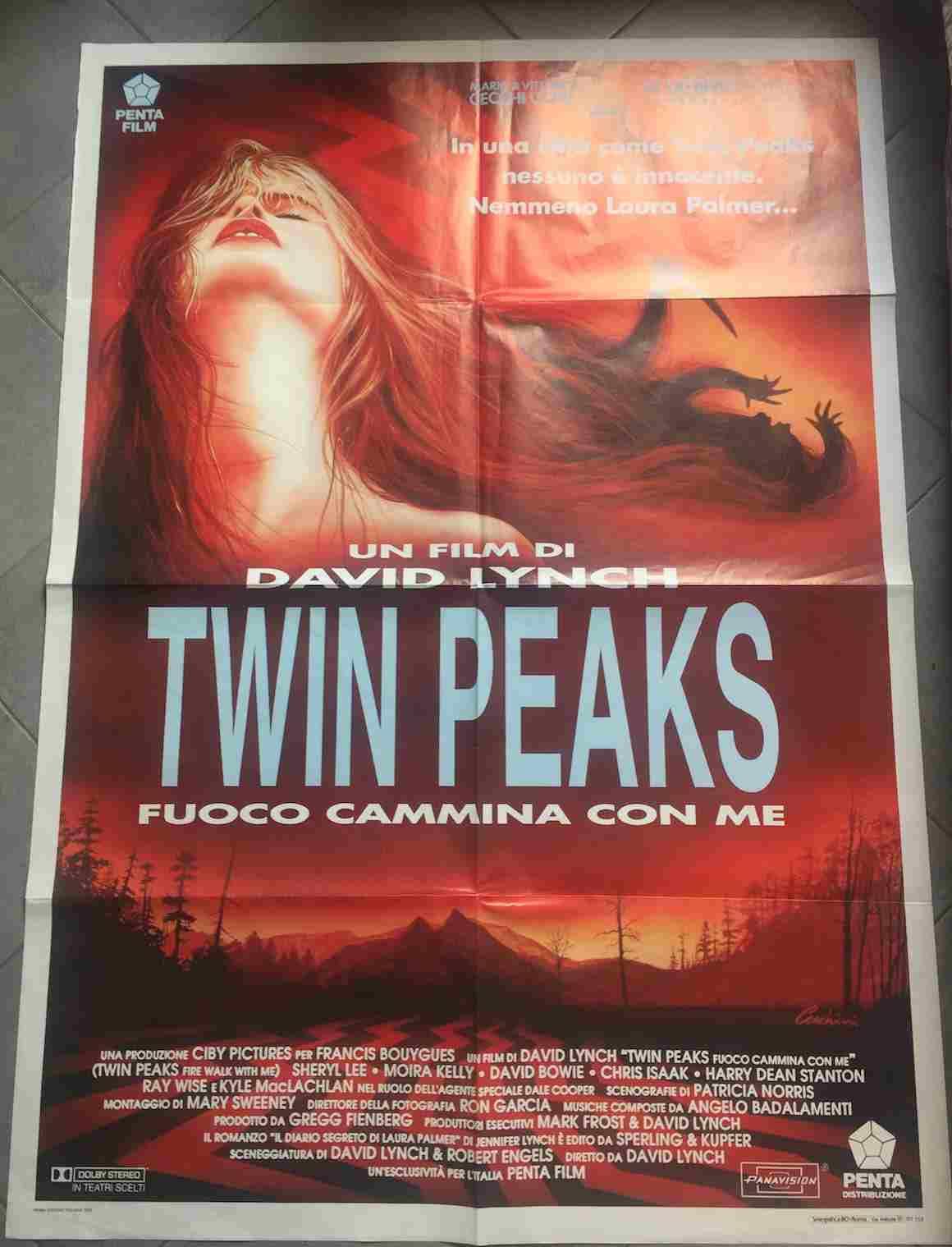 manifesto Twin Peaks