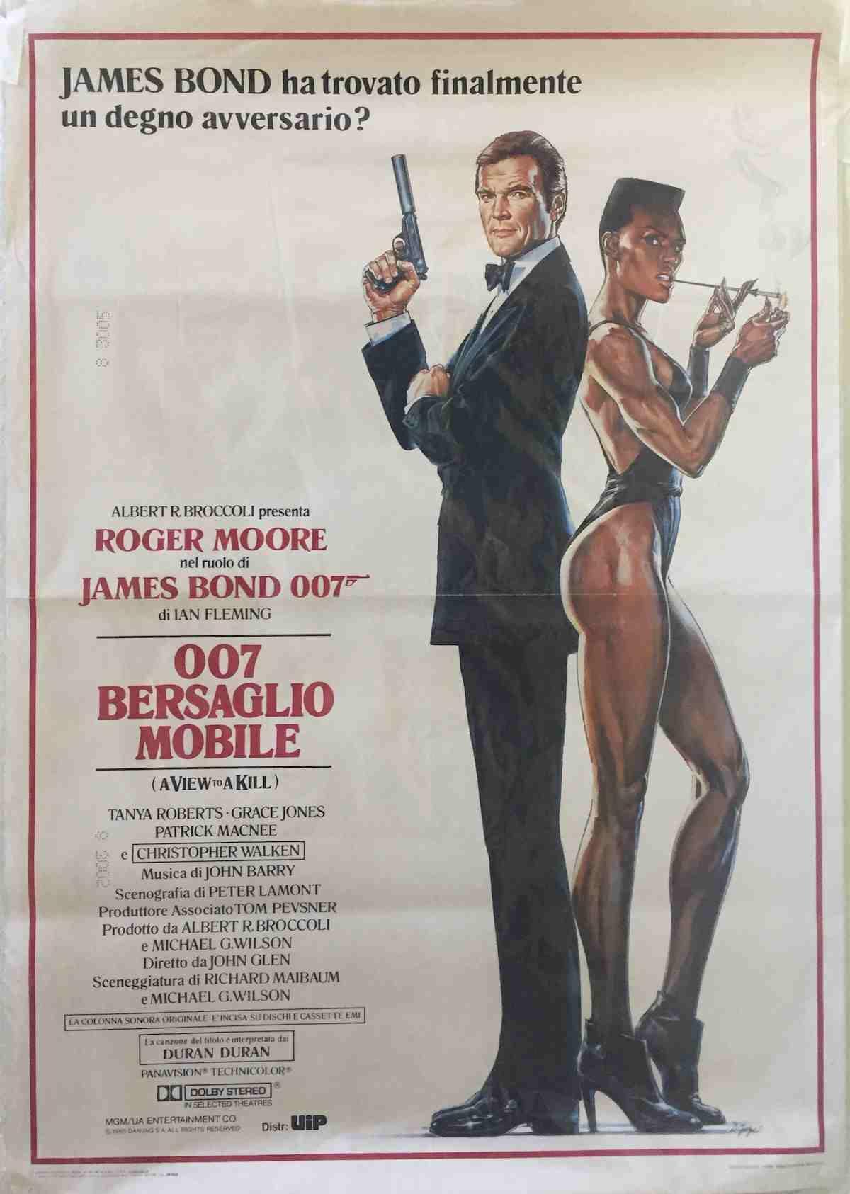 soggettone 007 Bersaglio Mobile