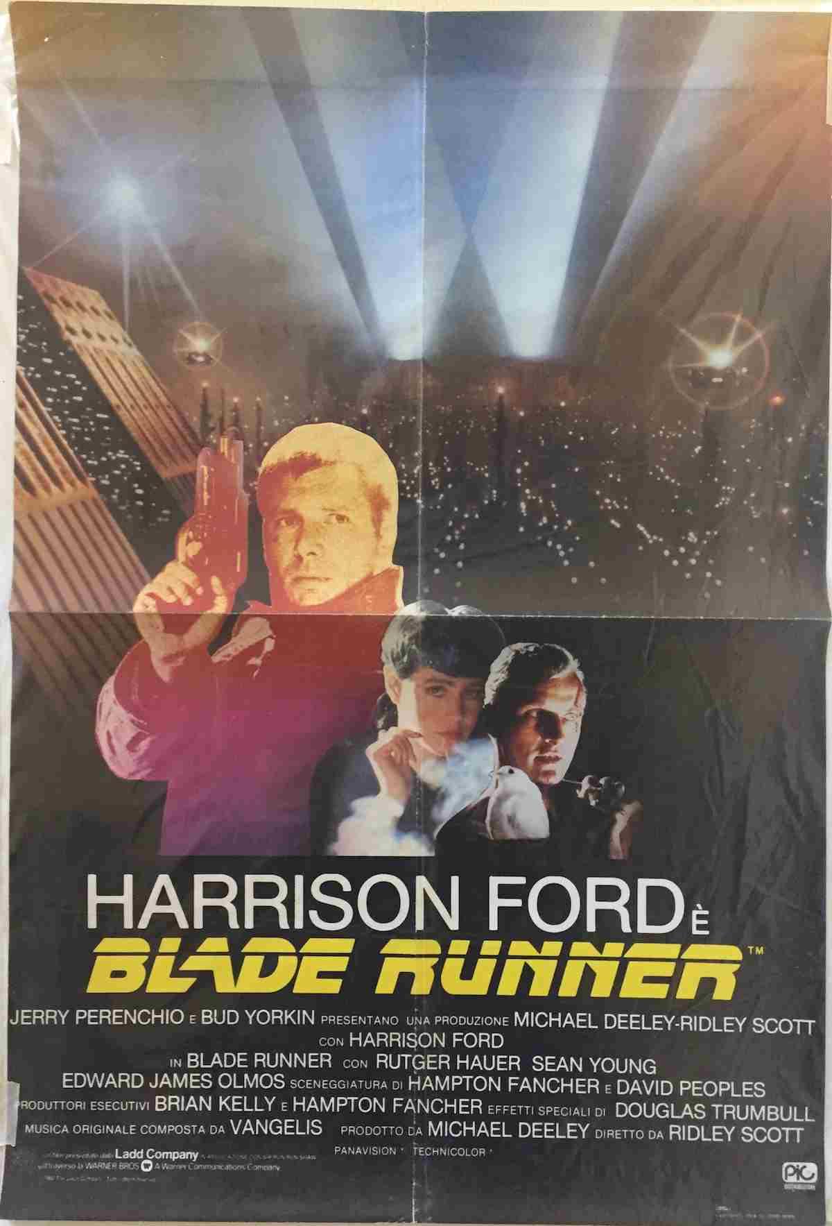 soggettone Blade Runner