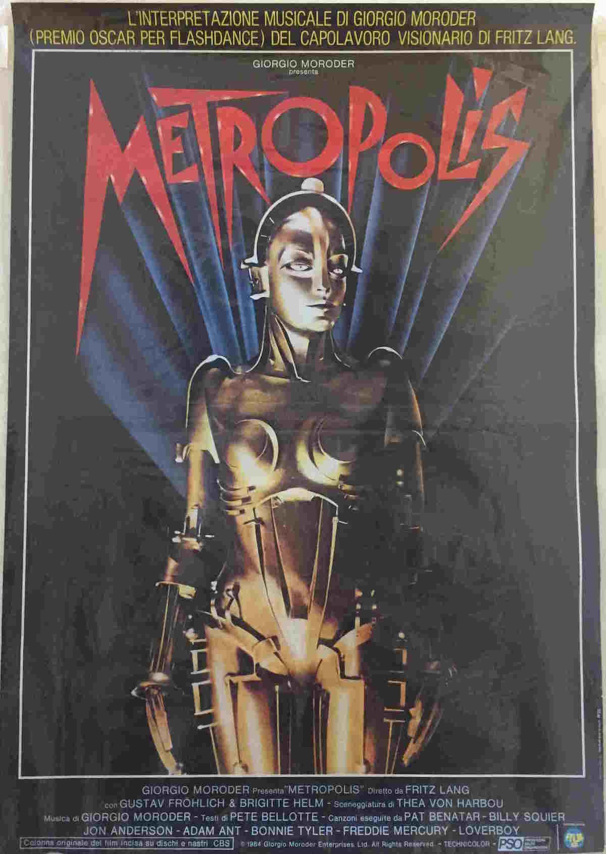soggettone Metropolis