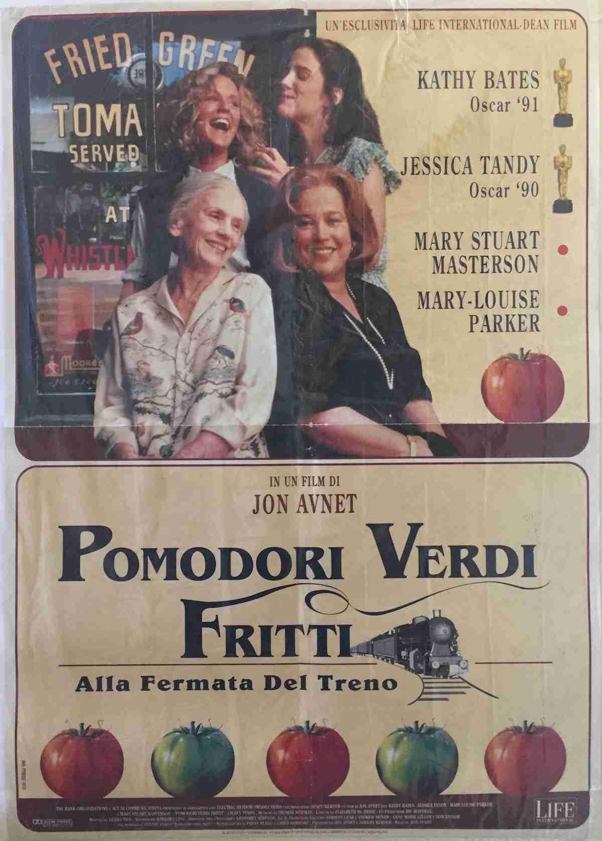 soggettone Pomodori Verdi Fritti