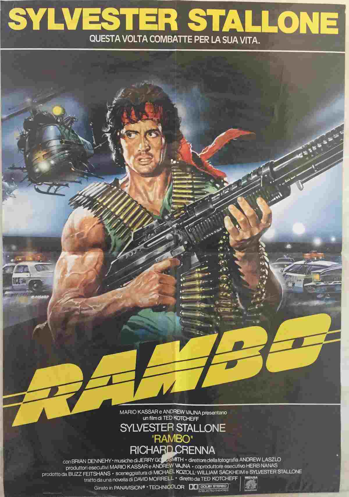 soggettone Rambo