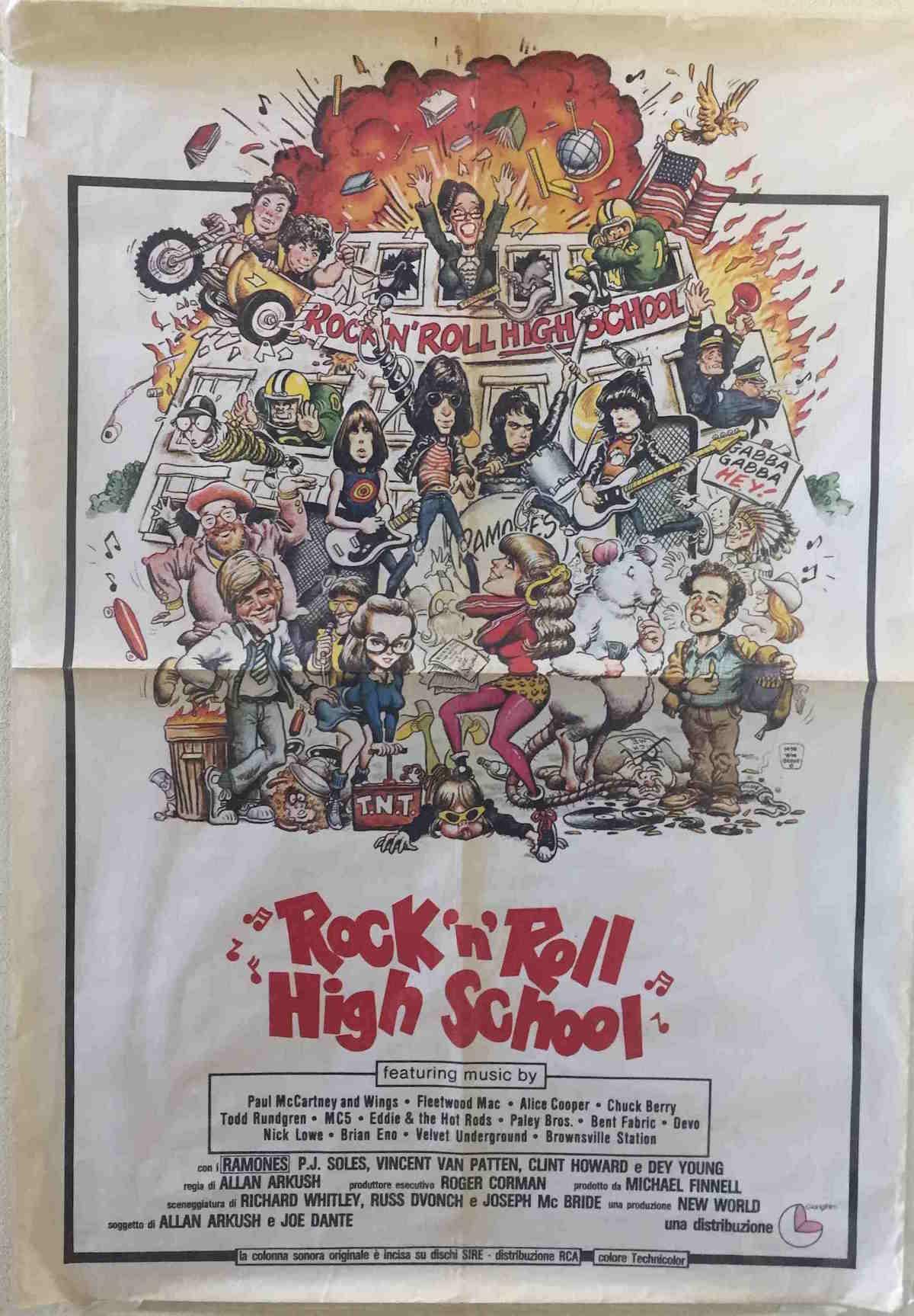 soggettone RocknRoll High School