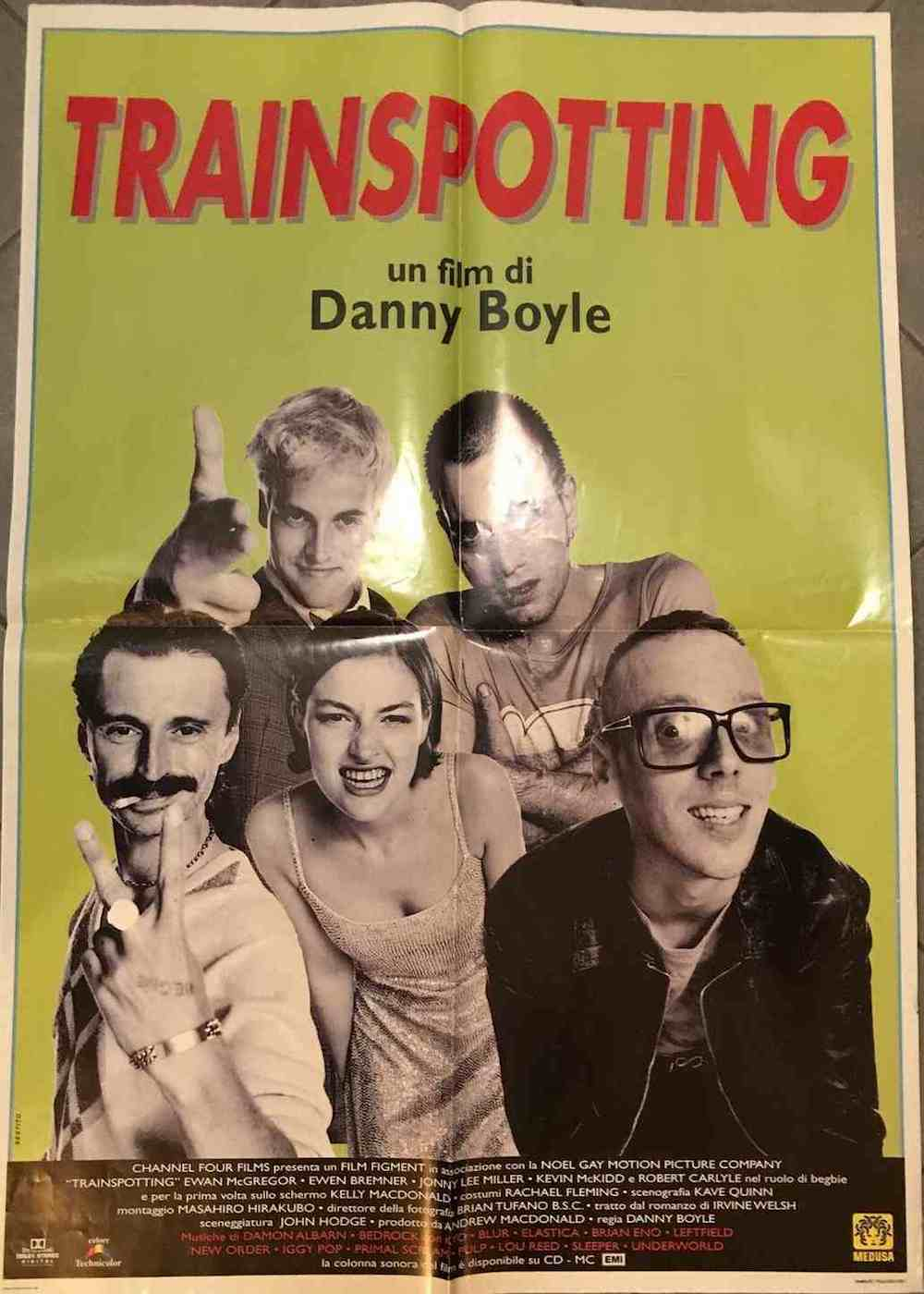 soggettone trainspotting