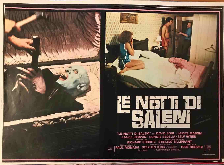 Fotobusta Le Notti di Salem
