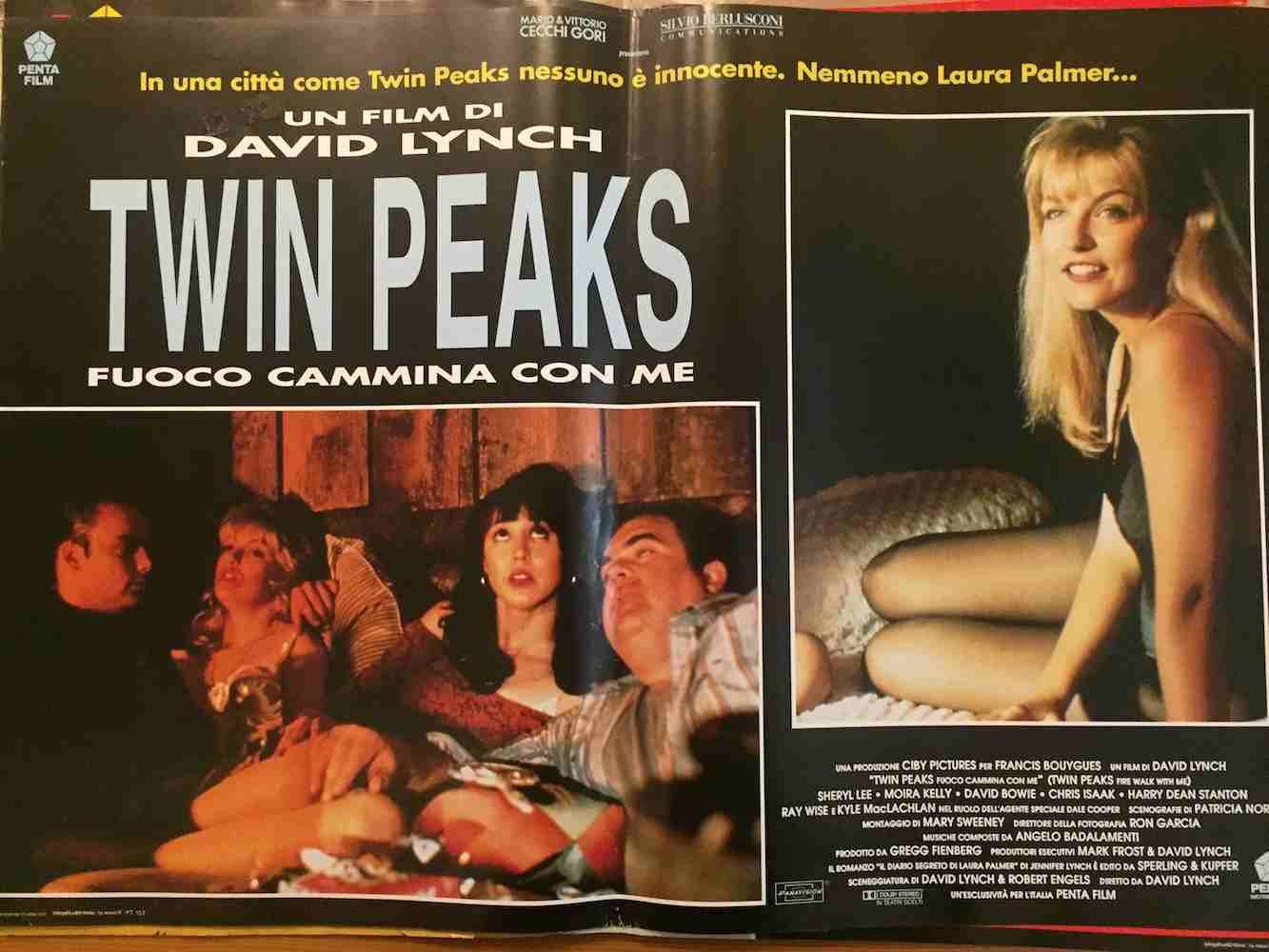 Fotobusta Twin Peaks
