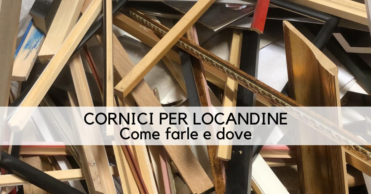 cornici locandine 33x70