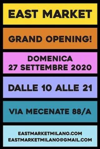 east market milano 27-09-2020
