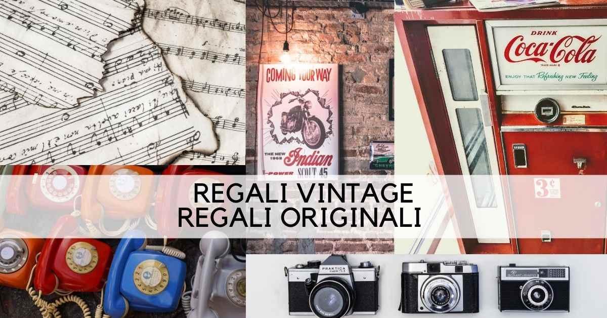regali vintage