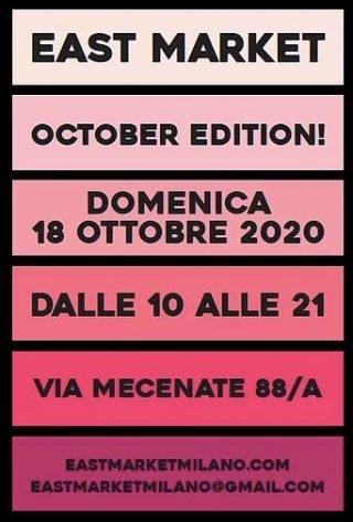east market milano ottobre 2020
