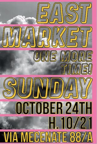 east market milano 24 ottobre 2021